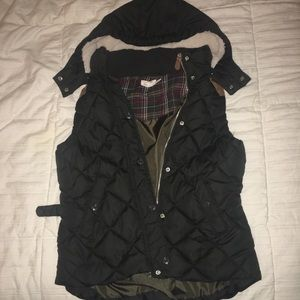 H&M Hooded Vest